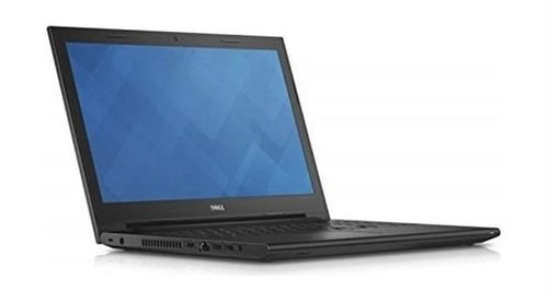 Black Dell laptop 15.6inch Inspiron 3542