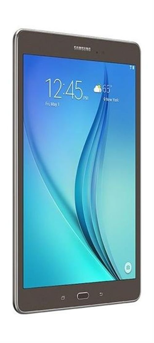 Samsung Galaxy Tab A side Grey SM-T555