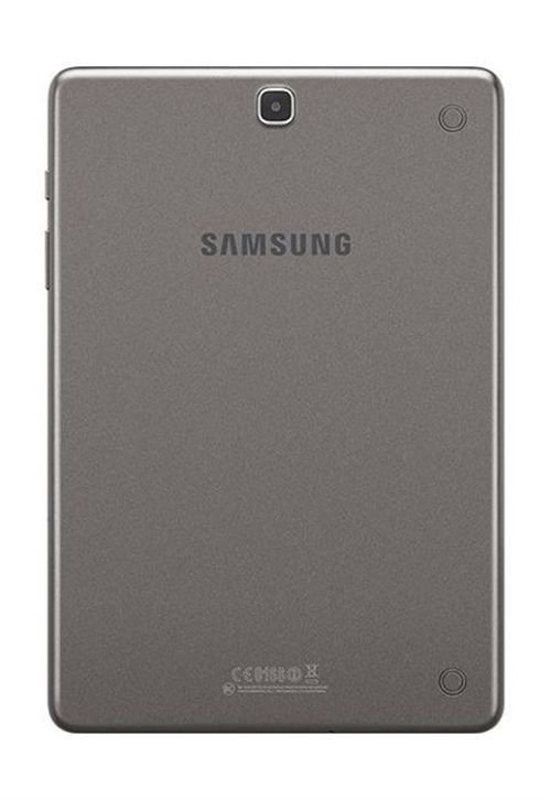 Grey Samsung Galaxy Tab A back