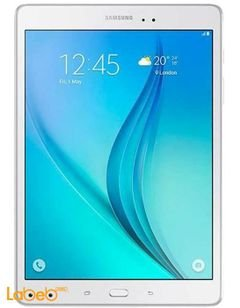 Samsung Galaxy Tab A - 16GB - 5MP - 4G LTE - White color