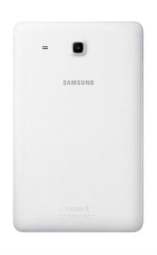 back White Samsung Tab E 8GB 3G