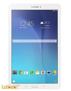 Samsung Galaxy Tab E - 8GB - 3G Tablet - White color - SM T561