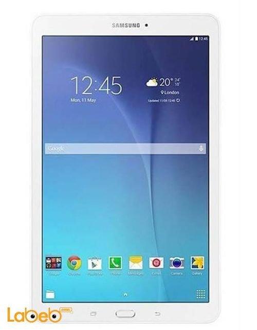 White Samsung Tab E 8GB 3G