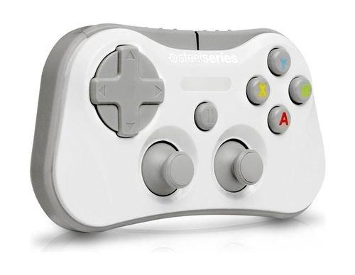 يد تحكم لاسلكية للألعاب ستراوس - ستيل سيريس - اي فون/باد/بود - 69017