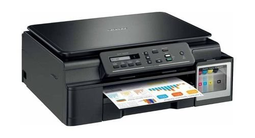 Brother Multi-function 3x1 Wireless Networking Printer DCPT500w