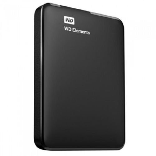 Black WD Elements 1TB WDBUZG0010BBK