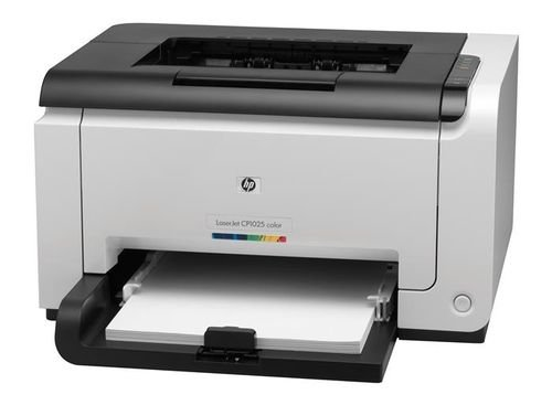 HP LaserJet Pro Color Printer 16 ppm CP1025