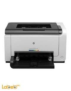 HP LaserJet Pro Color Printer - 16 ppm - Grey - CP1025