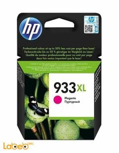 علبة حبر اتش بي - 933XL - لون أرجواني - HP CN055AE