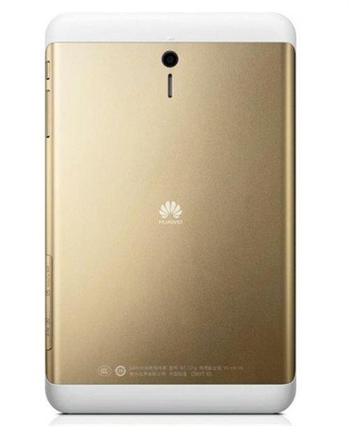 Huawei Mediapad Youth 2 Tab back 16GB 3G 7inch Gold