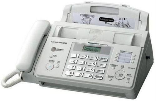 Panasonic Laser Fax/Copier Machine White color KX-FP712CX-W