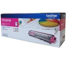 Brother TN261M Printer Toner - Magenta color - model TN261M