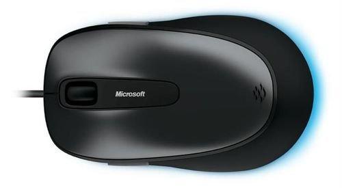 ماوس ميكروسوفت 4500 سلكي لون أسود مع 5 أزرار