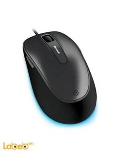 Microsoft Comfort Mouse 4500 - Black color - 5 Buttons