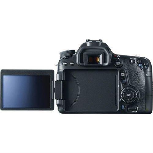 كاميرا كانون EOS 70D الرقمية عدسة 18-135 مم 20.2 ميجابكسل