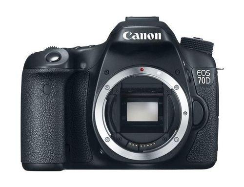 كاميرا كانون EOS 70D الرقمية