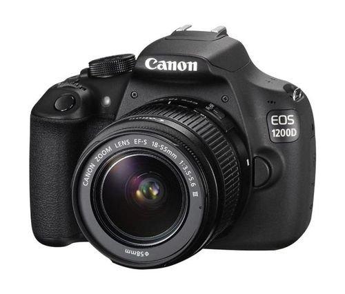 Canon EOS-1200D