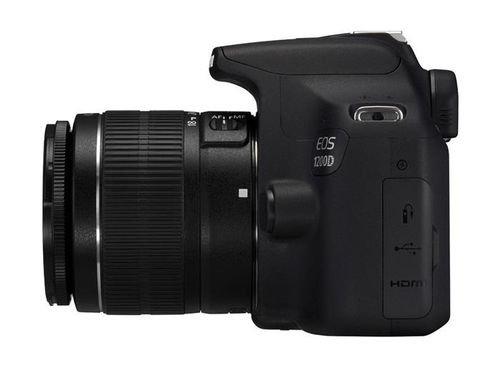 جانب كاميرا EOS-1200D DSLR كانون