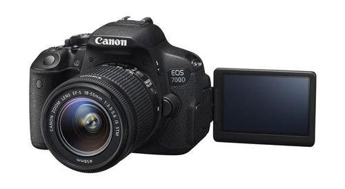 شاشةالكاميرا الرقمية EOS-700D كانون