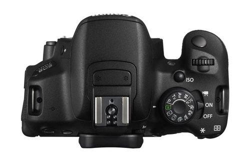 مفاتيح الكاميرا الرقمية  EOS-700D كانون عدسة تقريب 18 18 ميجا بكسل
