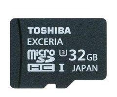 Toshiba Exceria UHS 32 GB - Memory Card - SD-CX64UHS1