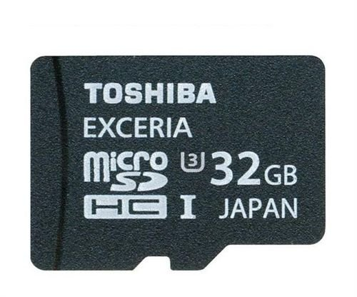 كرت الذاكرة توشيبا  إس دي إكس سي  - 32 جيجاب بايت - SD-CX32UHS1