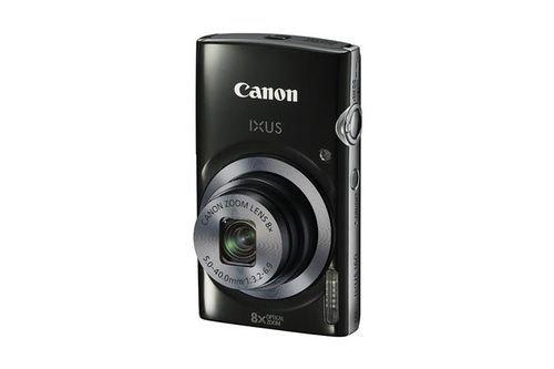 كاميرا كانون IXUS 160 أسود زوم 8x