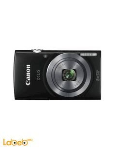 Canon Camera IXUS 160 - 20MP - 8x zoom - Black color