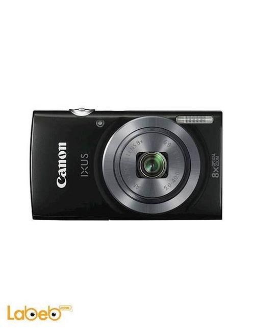 كاميرا كانون IXUS 160 أسود