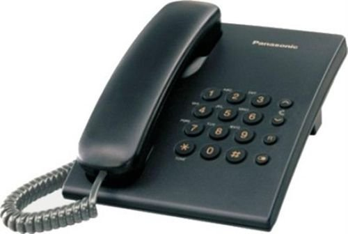 تلفون باناسونيك - سلكي - كي إكس - تي إس 500 - KX-TS500MXB