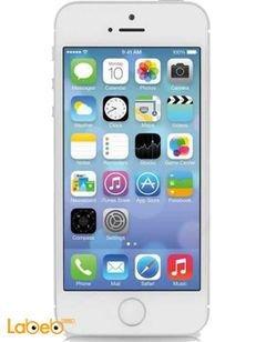 موبايل ايفون 5S ابل - ذاكرة 16 جيجابايت - لون ابيض - A1533