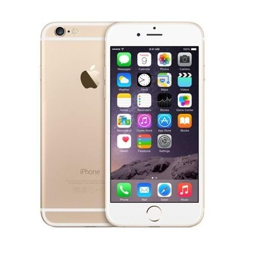 back Gold Apple iPhone 6 16GB
