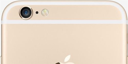 camera Gold Apple iPhone 6 16GB