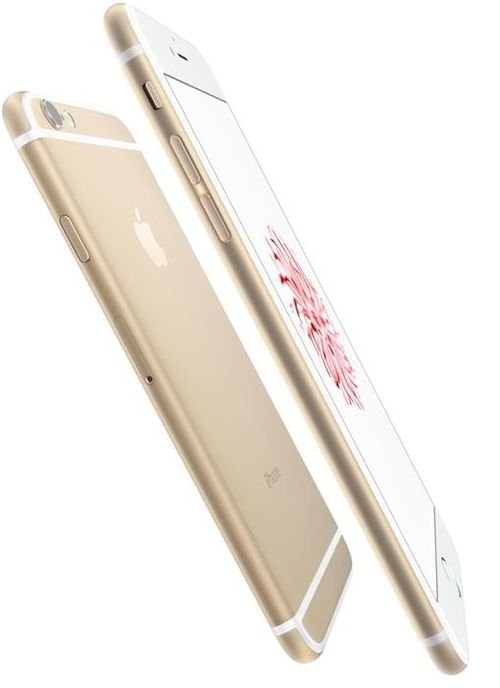side Gold Apple iPhone 6 16GB