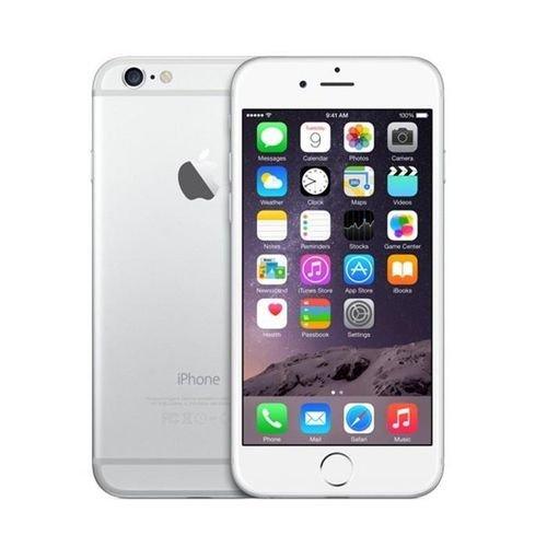 ايفون ابل 6 128 جيجا بايت 8 ميجا بكسل 4.7 انش - فضي - IPHONE 6