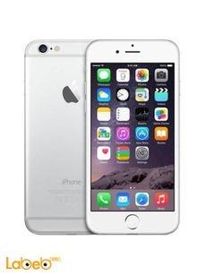 Apple iPhone 6 Smartphone -128GB  8MP LTE 4.7-inch -Silver - IPHONE 6