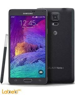 Samsung Galaxy Note 4 smartphone - 32GB - Black - SM-N910C