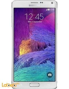 Samsung Galaxy Note 4 smartphone - 32GB - White - SM-N910C
