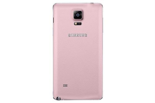 Samsung Galaxy Note 4 smartphone 32GB pink