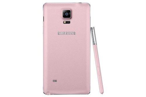 Samsung Galaxy Note 4 smartphone 32GB pink SM-N910C
