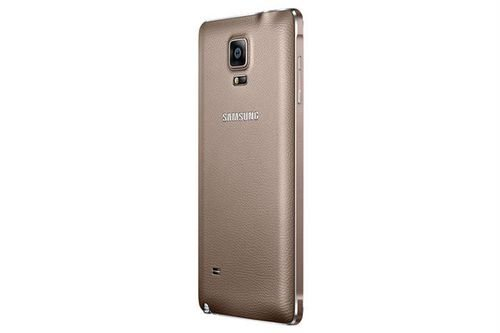 Samsung Galaxy Note 4 smartphone 32GB Gold SM N910C
