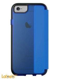 غطاء كامل لآيفون 6 تيك 21 كلاسيك - قابل للطي - أزرق - T21-4304