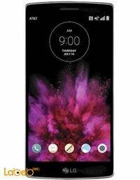 موبايل LG G Flex2 ذاكرة 16 جيجابايت لون فضي