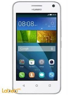 Huawei Y635 smartphone - 4GB - White color - 5 inch - Dual SIM