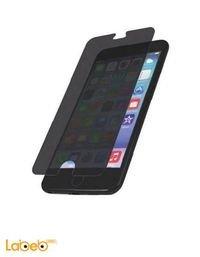 لصقة شاشة للموبايل زاج مناسب لأيفون 6+ لون أسود IPPGPS-F00