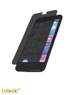 Zagg Screen Protector Glass - iPhone 6 Plus - black - PPGPS-F00