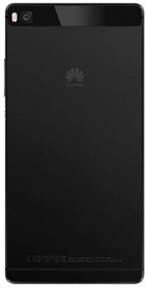 Huawei P8 Smartphone back Titanium Grey