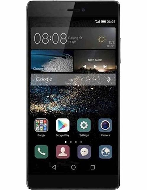 Huawei P8 Smartphone Titanium Grey