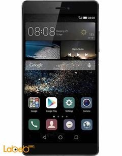 Huawei P8 Smartphone -16GB - Dual - 4G - Titanium Grey