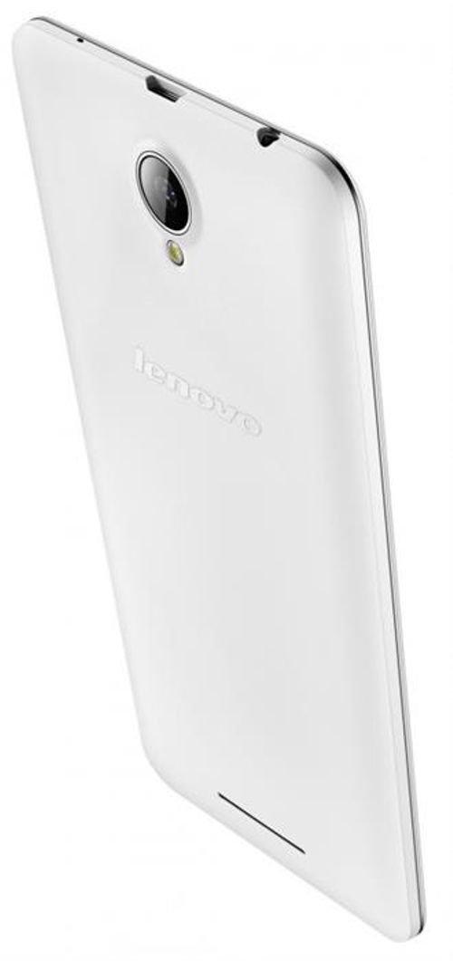 موبايل لينوفو A5000 أبيض 8GB